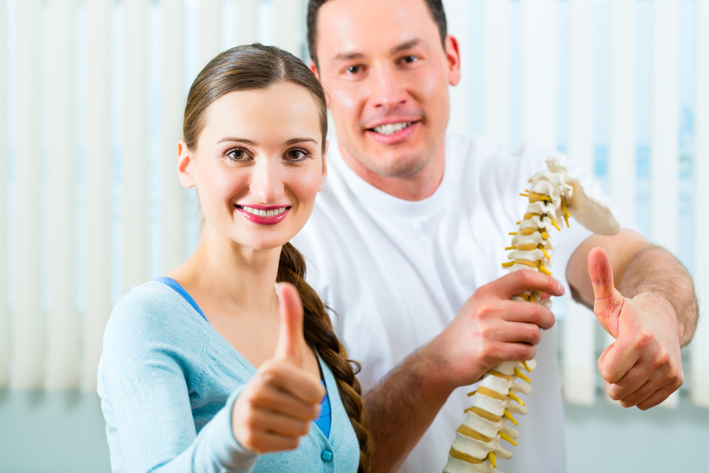 Your chiropractor and his or her staff have your best interests at heart.