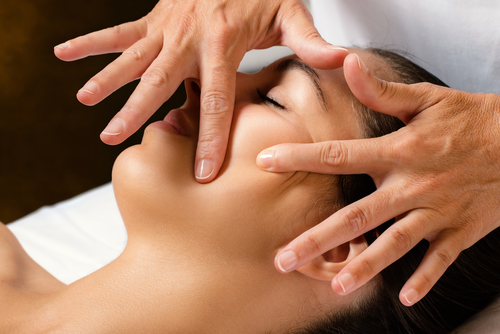 Chiropractic techniques can be used to treat TMJ symptoms.